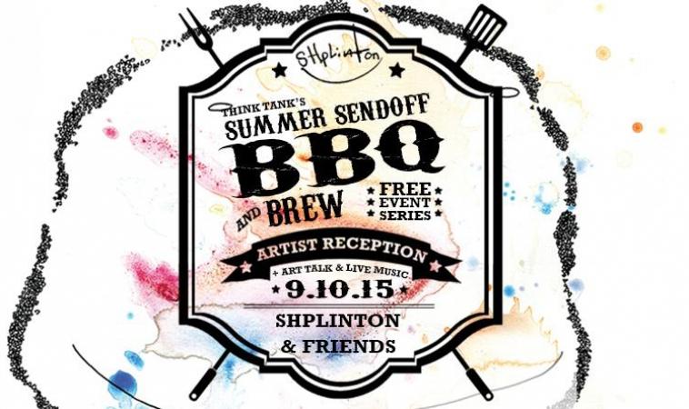 Summer Sendoff BBQ Series at Think Tank DTLA